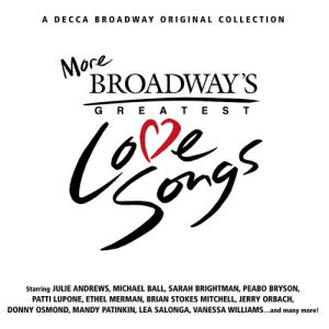 More Broadway Love Songs 2001 羣星
