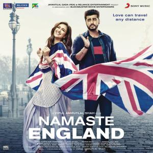 Album Namaste England (Original Motion Picture Soundtrack) from Mannan Shaah