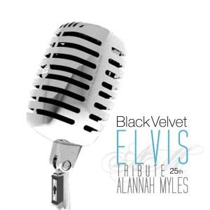 Album Black Velvet Elvis 25th Tribute from Alannah Myles