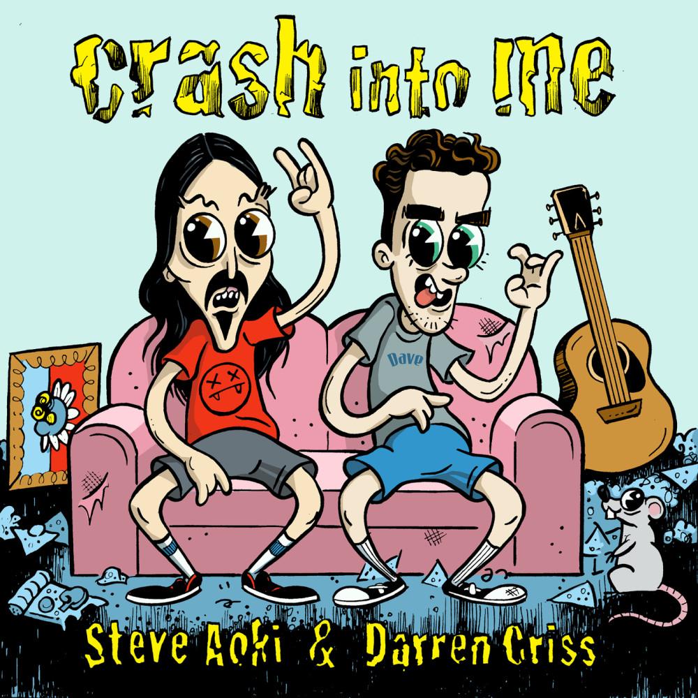 ฟังเพลงอัลบั้ม Crash Into Me