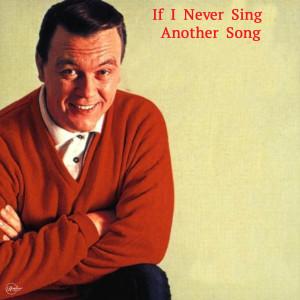 Album If I Never Sing a Song from Matt Monro