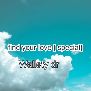 Album Find Your Love [ Special] from Wallety dr