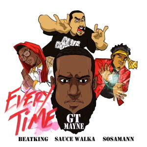 Listen to EVerytime song with lyrics from GT Mayne