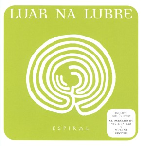 Album ESPIRAL from Luar Na Lubre