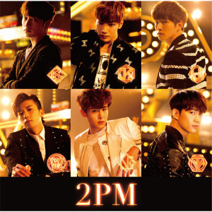 2PM的專輯2PM OF 2PM - repackage