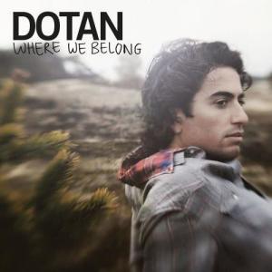 Album Where We Belong from Dotan