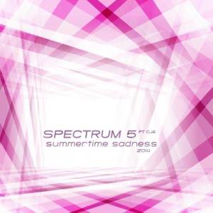 Album Summertime Sadness 2014 from Spectrum 5