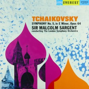Sir Malcolm Sargent的專輯Tchaikovsky: Symphony No. 5 in E Major, Op. 64 (Transferred from the Original Everest Records Master Tapes)