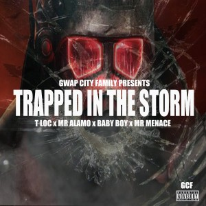 Album Trapped in the Storm from Mr Alamo
