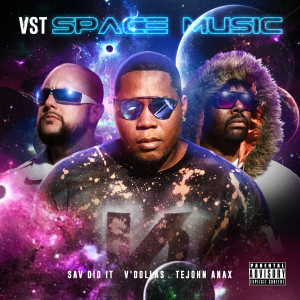 Album Space Music from VST