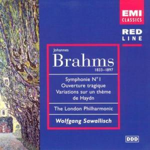 Sawallisch, Wolfgang的專輯Brahms: Symphony No.1