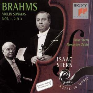 Listen to Violin Sonata No. 1 in G Major, Op. 78: II. Adagio song with lyrics from Isaac Stern