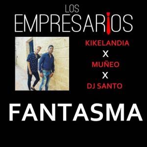 Album Fantasma from Los Empresarios