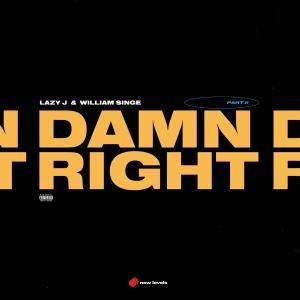 William Singe的專輯Damn Right Pt. 2
