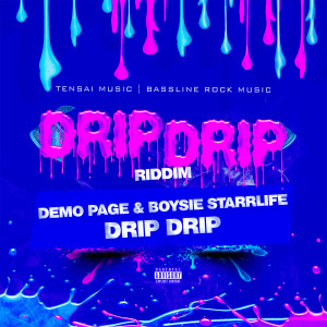 Album Drip Drip (Explicit) from Demo Page