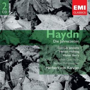 Haydn: Die Jahreszeiten 2006 Herbert Von Karajan