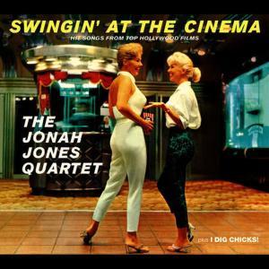 Album Jonah Jones Masterworks. Swingin' at the Cinema / I Dig Chicks! from George Rhodes