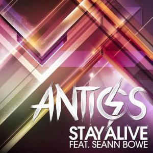 Listen to Stay Alive song with lyrics from Antics