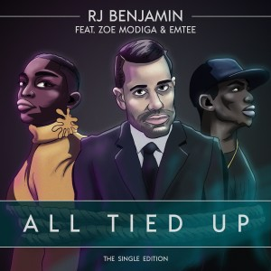 Album All Tied up (The Single Edition) from RJ Benjamin