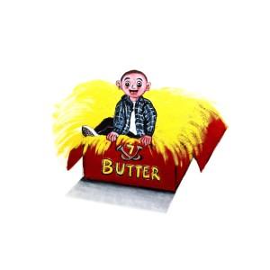 อัลบั้ม Butter
