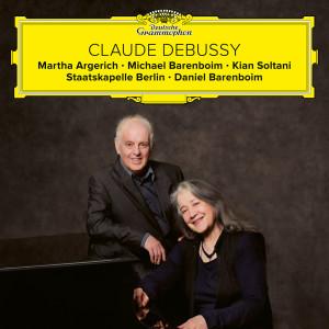 Album Debussy: Fantaisie, Violin Sonata, Cello Sonata, La mer from Martha Argerich