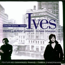 Album Ives : Concord Sonata & Songs from Susan Graham