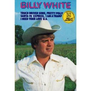 Album Weit ist die Prärie from Billy White
