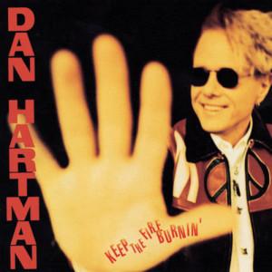 Album Keep The Fire Burnin' from Dan Hartman