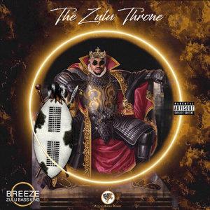 Album The Zulu Throne (Black Edition) from Breeze Zulu Bass King