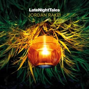 Album Imagination from Jordan Rakei