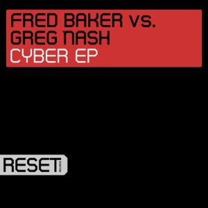 Album Cyber EP from Fred Baker