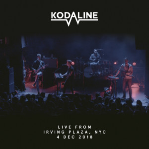 Album Live from Irving Plaza, NYC, 4 Dec 2018 from Kodaline