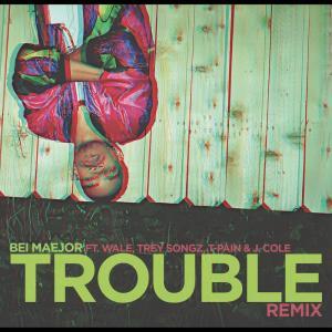 Bei Maejor的專輯Trouble Remix (Clean Version)