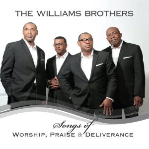 Album Songs of Worship, Praise & Deliverance from The Williams Brothers
