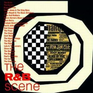 Album The R&B Scene from Various Artists