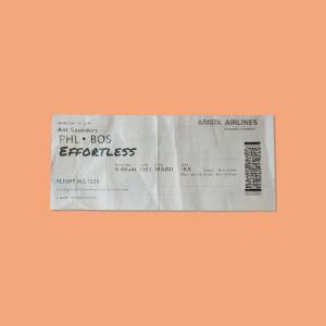 Album Effortless from Ant Saunders