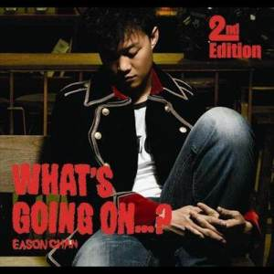 陳奕迅的專輯WHAT'S GOING ON...? 2ND EDITION