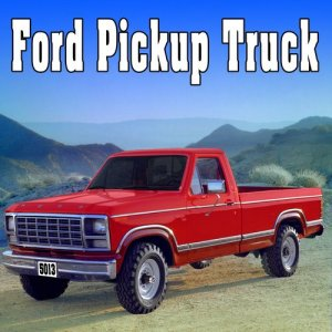 Sound Ideas的專輯Ford Pickup Truck Sound Effects