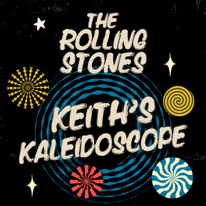 Album Keith's Kaleidoscope from The Rolling Stones