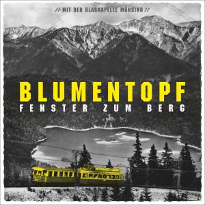 Fenster Zum Berg 2011 Blumentopf