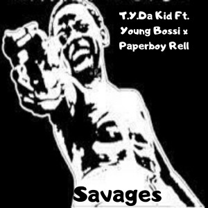 Album Savages (Explicit) from Paperboy Rell