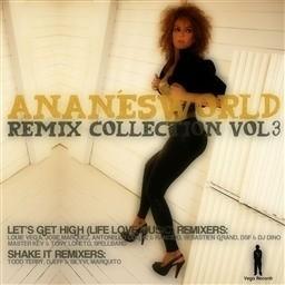 Album Ananésworld - Remix Collection Vol 3 from Anane