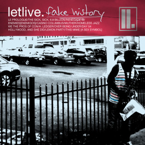 Album Fake History from letlive.