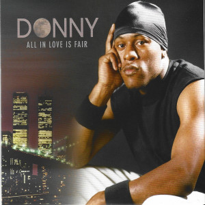 Album All in Love Is Fair from Donny