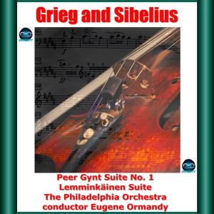 The Philadelphia Orchestra的專輯Grieg and Sibelius: Peer Gynt Suite No. 1 - Lemminkäinen Suite