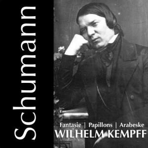 Wilhelm Kempff的專輯Schumann: Fantasia in C
