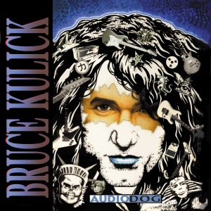 Album Audiodog from Bruce Kulick