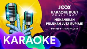 "Siapkan Dirimu Buat Ikutan ""JOOX DUET KARAOKE CHALLENGE""!"