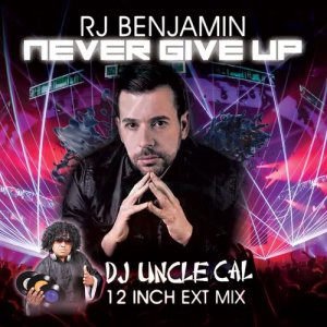 Album Never Give Up from RJ Benjamin