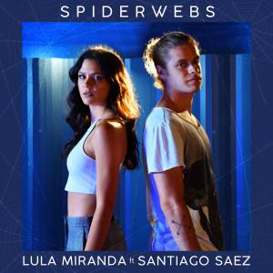 Album Spiderwebs from Santiago Saez